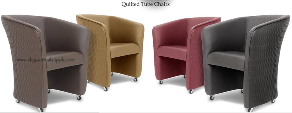 Customer chairs stools nail salon furniture salon for Nail salon equipment and furniture