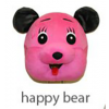 Happy Bear Head