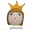 Princess Head +$49.00