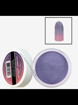 Glam and Glits Mood Effect Acrylic Powder PLUM MUTATION