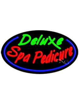 Deluxe Spa Pedicure #14403