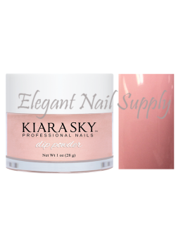 Kiara Sky Dip Powder TICKLED PINK -  D523