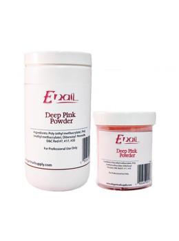 E-Nail Deep Pink Acrylic Powder