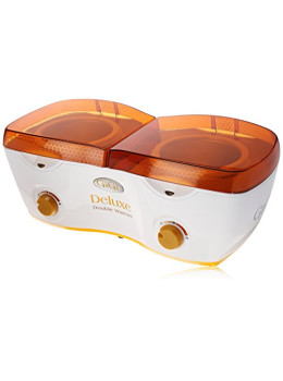 GiGi Deluxe Double Wax Warmer
