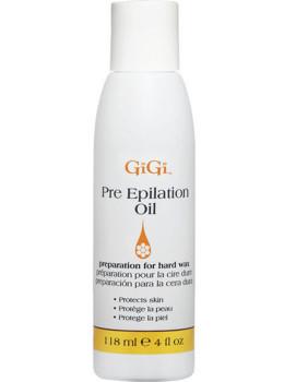 GiGi Pre Epilation Oil
