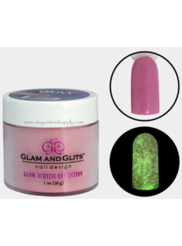 Glam and Glits Glow Acrylic Powder GL2010 VINTAGE VIGNETTE