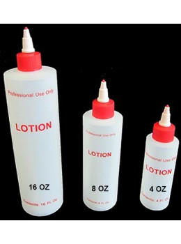 Lotion Plastic Bottle