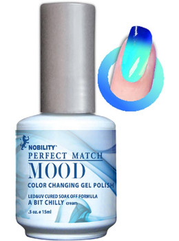 LeChat Mood Changing Gel Color - A Bit Chilly MPMG05
