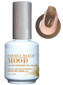 LeChat Mood Changing Gel Color - Dazzling Dawn MPMG15