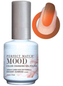 LeChat Mood Changing Gel Color - Desert Sunrise MPMG23