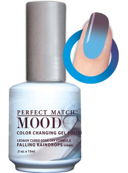 LeChat Mood Changing Gel Color - Falling Raindrops MPMG29