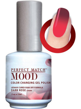 LeChat Mood Changing Gel Color - Dark Rose MPMG34