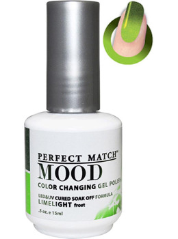 LeChat Mood Changing Gel Color Limelight MPMG42