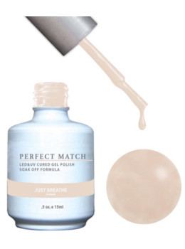 LeChat Perfect Match Gel Polish DUO SETS - Just Breathe PMS111