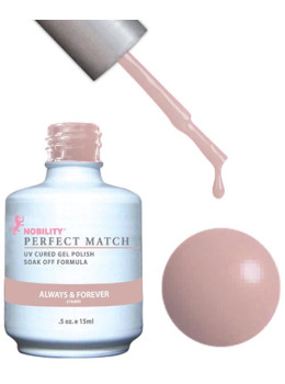 LeChat Perfect Match Gel Polish DUO SETS  - Always and Forever PMS72