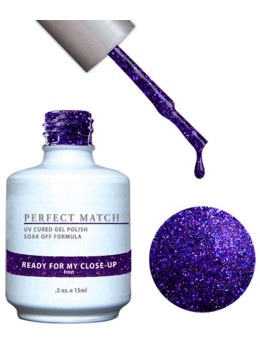 LeChat Perfect Match Gel Polish DUO SETS  - Ready for My Close-up PMS83