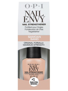 OPI Nail Envy Strength in Color Samoan Sand