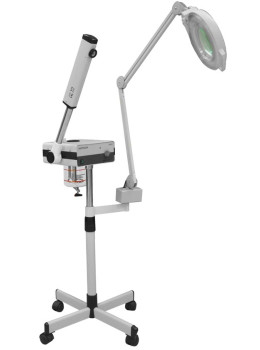 SEAGOVILLE Facial Steamer w/ Magnifying Lamp