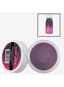 Glam and Glits Mood Effect Acrylic Powder MAUV-U-LOUS AFFAIR