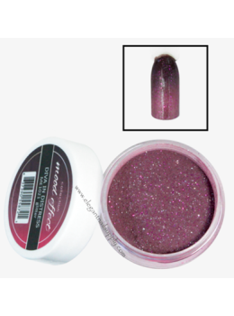 Glam and Glits Mood Effect Acrylic Powder DIVA IN DISTRESS