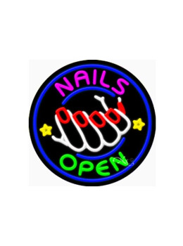 Nails Open  #11826