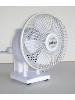 White Mini Fan