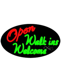 Open Walk Ins Welcome #14397