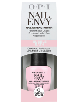 OPI Nail Envy Strength in Color Bubble Bath