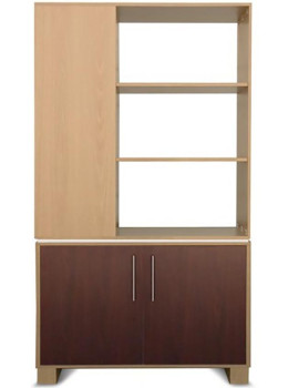 Contemporary Point of Purchase Display Cabinet