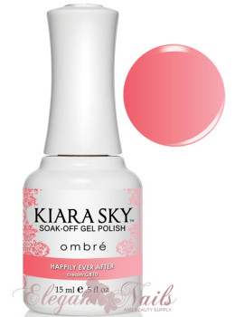 Kiara Sky Ombre Color Changing Gel Polish HAPPILY EVER AFTER - G810