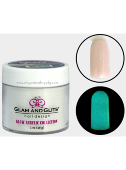 Glam and Glits Glow Acrylic Powder GL2005 LIGHT UP YOUR LIFE