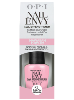 OPI Nail Envy Strength in Color Hawaiian Orchid