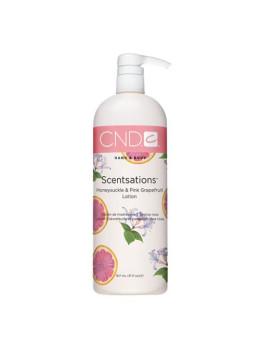 CND Scentsations Honeysuckle & Pink Grapefruit  Lotion