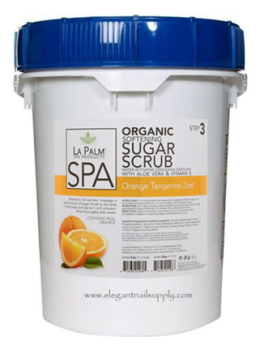 La Palm - Sugar Scrub Orange Tangerine Zest