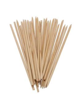 Orange wood Sticks Pack