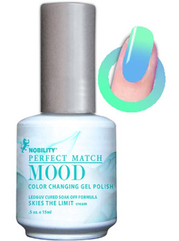 LeChat Mood Changing Gel Color - Skies the Limit MPMG10