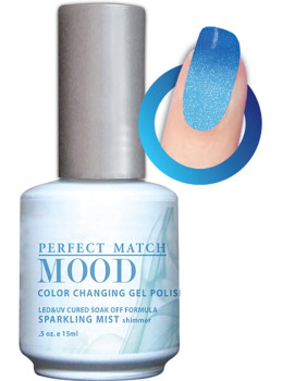 LeChat Mood Changing Gel Color - Sparkling Mist MPMG26