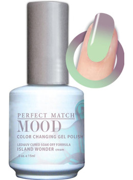 LeChat Mood Changing Gel Color - Island Wonder MPMG31