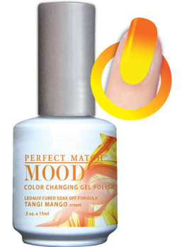 LeChat Mood Changing Gel Color - Tangi Mango MPMG36