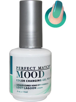 LeChat Mood Changing Gel Color Lost Lagoon MPMG41