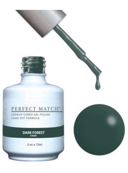 LeChat Perfect Match Gel Polish DUO SETS - Dark Forest  PMS106