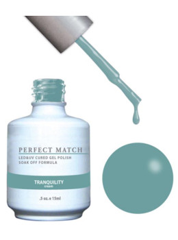 LeChat Perfect Match Gel Polish DUO SETS - Tranquility PMS128
