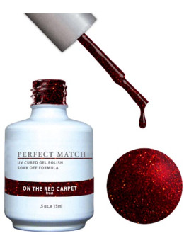 LeChat Perfect Match Gel Polish DUO SETS - On the Red Carpet PMS79