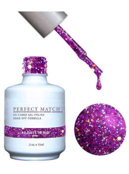 LeChat Perfect Match Gel Polish DUO SETS  - 40 Days in Rio PMS85