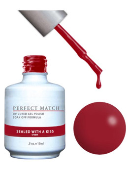 LeChat Perfect Match Gel Polish DUO SETS  - Sealed with a Kiss PMS91