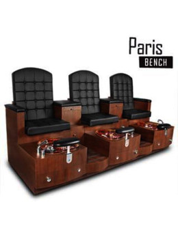 Paris Triple Bench