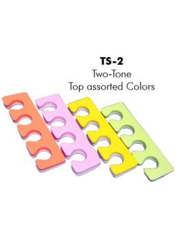 Two-Tone Toe Separator