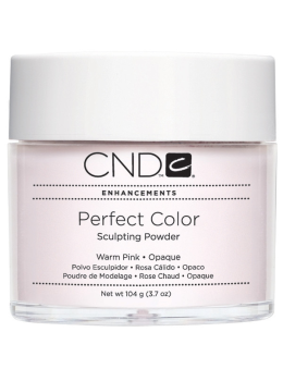 CND Perfect Color Sculpting Powder Warm Pink