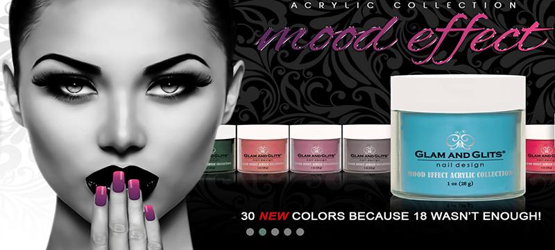 Glam and Glits Mood Effect Acrylic Powder