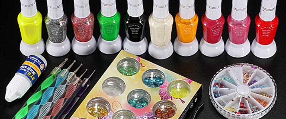 Rhinestones - Nail Art - Nail Products